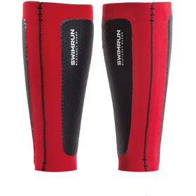Head Swimrun Air Cell Calf Sleeves L Black/Red